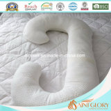 China Maternidad J en forma de cubierta de bambú Total Body Pillow