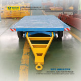 근수 기업 3t 평상형 트레일러 이동 플래트홈 이동하는 화물