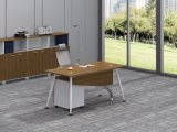 オフィス用家具の金属のHt76-1の鋼鉄職員表フレーム