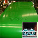 Blanco RAL9002 el mejor precio PPGI fabricante de materiales para techos
