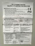 Крумциркуль Inudustrial электронный Ditital экрана касания (FYDC-150-300mm)