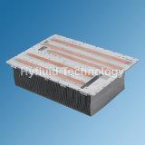 Skived алюминиевый радиатор с тепловой трубой для IGBT охладителя