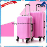 Bw1-010 Container completo Carry-on ABS + PC / Nylon / Poliéster Fiber Luggage Set