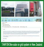 2017 sistema domestico solare economico 1kw 2kw sulla griglia e fuori dal generatore solare di griglia