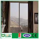 Aluminiumschiebendes Glasfenster hergestellt in China Pnocpi006