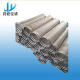 Carcaça do saco de filtro do aço inoxidável de 20 mícrons para o tratamento da água