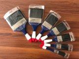 Pennello nero della setola con il servizio di plastica della Sudafrica della maniglia