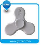 Neuer helle Musik-Finger-Spinner Bluetooth steckbarer Unruhe-Spinner