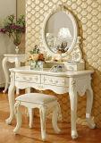 Самомоднейшая французская деревянная взрослый мебель комплекта спальни