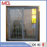 Porte coulissante intérieure de PVC de qualité