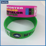 Eco - Friendly of Silicone Bracelet Hight Quality From Manufacture