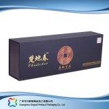 Presente da embalagem do papel do cartão/caixa feitos sob encomenda do chá/chocolate/café (xc-hbt-001)