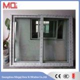 Deur van het Glas van de Badkamers van het Toilet UPVC de Glijdende