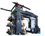 Tipo impresora de la pila de seis colores gráfica plástica de Flexo
