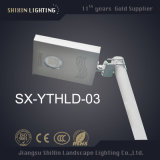 La mayoría del precio solar 15W-30W (SX-YTHLD-03) de la luz de calle de la fábrica competitiva