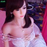 Jouet sexy de sexe de Jarliet de jouet de bande de silicones de pleine poupée adulte de sexe avec la fonction de sexe de /Oral d'anus