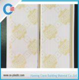 Общие типографские ПВХ потолочные панели 8 или 10 дюймов декоративных ПВХ настенной панели