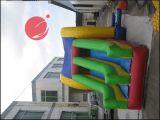 2017 Opblaasbaar Stuk speelgoed die het Kasteel van Moonwalk Bouncy voor Jonge geitjes springen (T3-221)