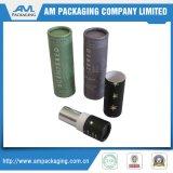 Faça o seu próprio tubo de batom Caixa de cilindros redondos Liquid Lipcolor Packaging