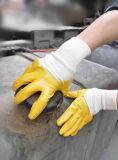 Gants en nitrile pour le traitement chimique, l'impression, les opérations mécaniques, l'entretien