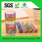 DIY crean de cinta de papel aguado de la impresión para requisitos particulares para la decoración del regalo