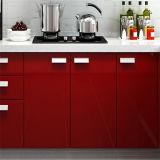 オーストラリア人2パックの光沢のあるラッカー食器棚デザイン