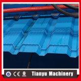 Gute Qualität glasierte die Dach-Fliese-Rollenformung, die in Tianyu maschinell hergestellt ist