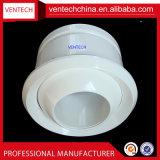 Type rond réglable de globe oculaire de diffuseur de gicleur d'aluminium de ventilation