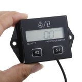 Метр часа датчика Tacho Rpm тахометра цифров индикации LCD мотоцикла