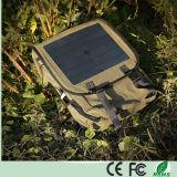 Mochila solar multifuncional de alta qualidade Carregador solar de viagem ao ar livre com painel solar de 10W para telefones / Câmera / laptop (SB-168)