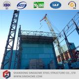 Высокий завод стальной структуры колонки решетки подъема
