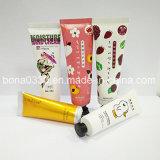 Tubo cosmetico laminato plastica prefabbricata 30ml per la crema della mano