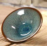 Abitante di Taiwan di ceramica Teaware della glassa del Teacup dell'argilla della ciotola del tè