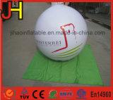 Verwendete aufblasbare Helium-Handelsballone mit Drucken-Firmenzeichen