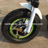 scooter Handicapped de trois roues 500W de scooter électrique de mobilité avec du ce