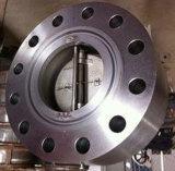 Válvula de retenção de balanço dupla de wafer / lug (H76)