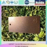 Capa de bronce del polvo del aerosol de la textura del martillo de la pintura del polvo de Hsinda
