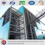 Sinoacme fabricado de gran altura, Planta de estructura de acero de la columna de celosía