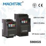 De Aandrijving van de Veranderlijke Snelheid 220VAC of 380VAC van S900GS 50Hz/60Hz VFD