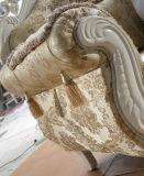 가정 가구 (168-5)를 위한 새로운 고전적인 왕 작풍 직물 소파