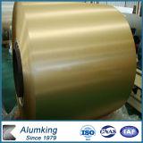 Кремний PPGL цинка плакировкой цвета алюминиевый Prepainted катушка