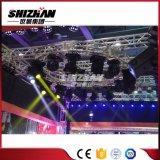 Ферменная конструкция алюминия DJ Spigot освещения случая Shizhan