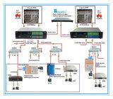 Pon Wdm CATV EDFA 광섬유 해결책 Fwap-1550h-64X19