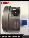 Aço inoxidável Type&#160 de 075 Langs; conexão traseira de 100mm