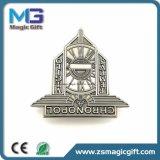 Pin macio do Lapel do esmalte do metal feito sob encomenda da qualidade superior com embreagem da borboleta