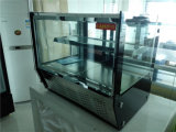 Réfrigérateur de refroidisseur d'étalage de gâteau de dessus de Tableau dans les systèmes commodes