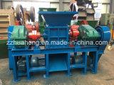 폐기물 타이어 슈레더 또는 타이어 재생 공장 또는 사용된 타이어 슈레더 기계 또는 타이어 문서 절단기