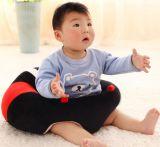 Para la educación Aprendizaje bebé sentado sofá de felpa