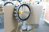 De Vleugelklep van het Type van Handvat van het roestvrij staal (D41X-10/16)
