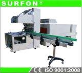 Machine fermée Centre-Pliée d'emballage en papier rétrécissable de film